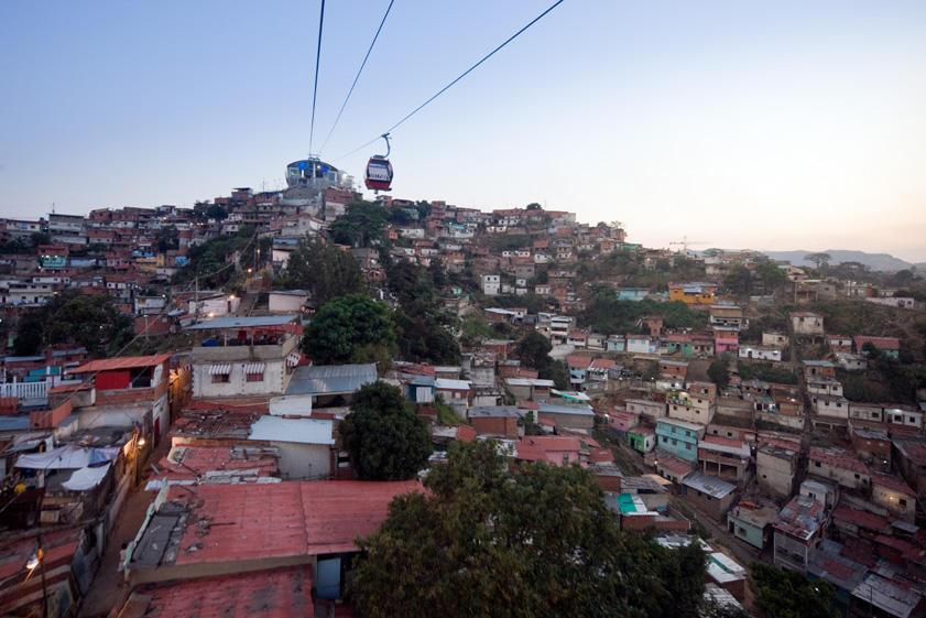 Caracas Cable Car