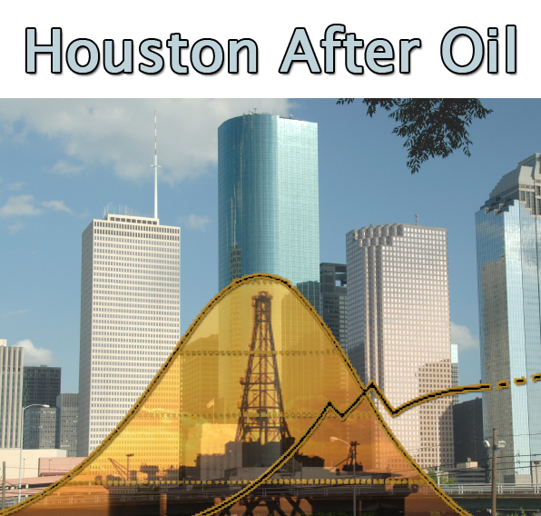 Houston After Oil Image